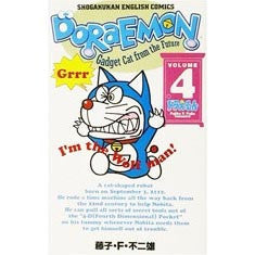 Doraemon: Gadget Cat from the Future 04 - White Rabbit Japan Shop