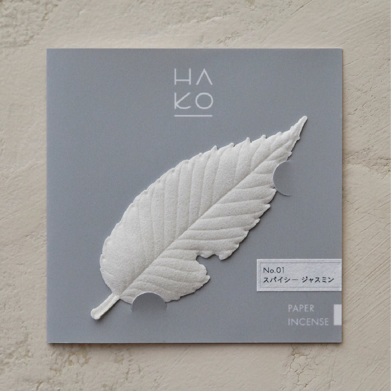 Hako Leaf Incense