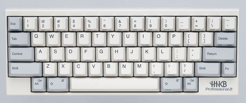 Happy Hacking Keyboard Professional 2 - White Rabbit Japan Shop - 3