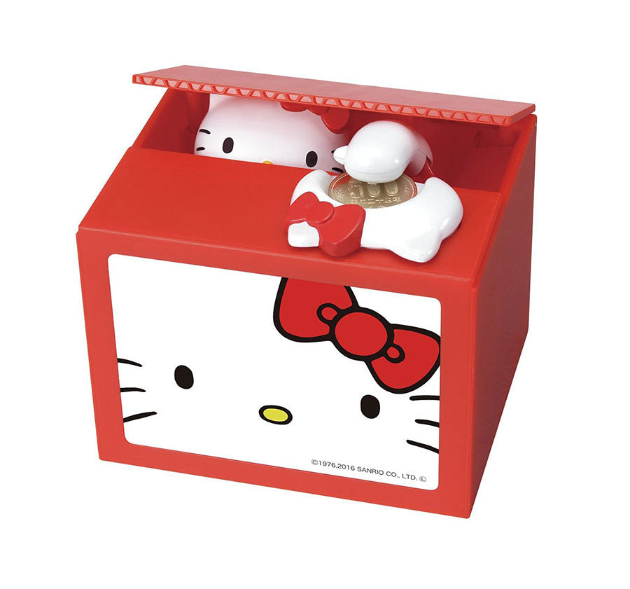 Hello Kitty Coin Bank - White Rabbit Japan Shop