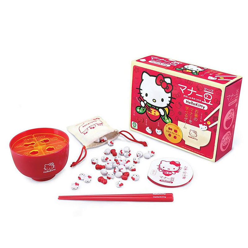 Hello Kitty Manner Beans - White Rabbit Japan Shop - 1