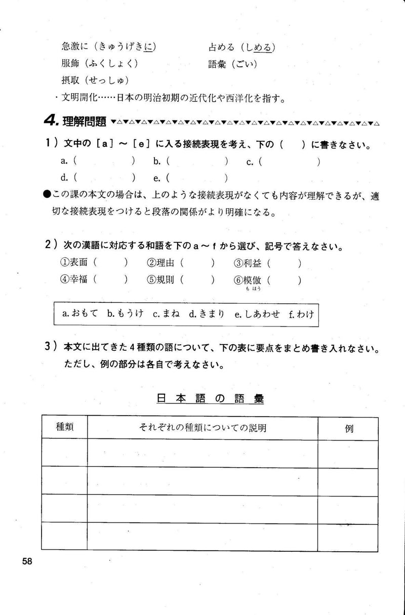 How to Write Japanese Essays - White Rabbit Japan Shop - 6