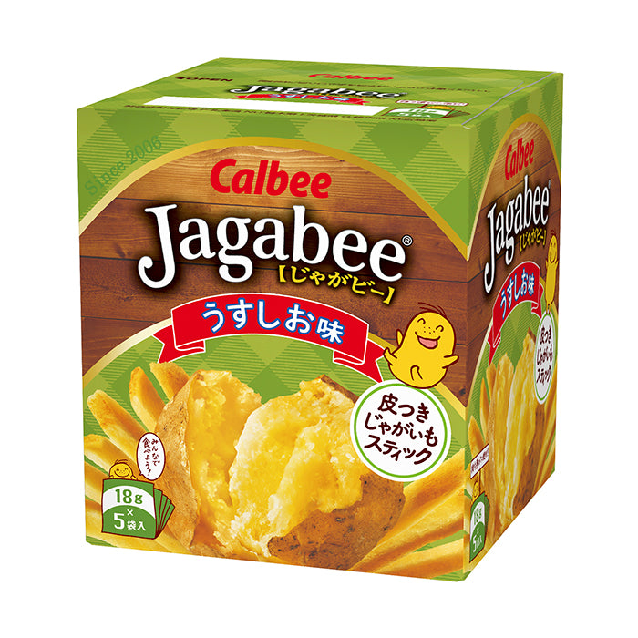 Jagabee Lightly Salted Flavor