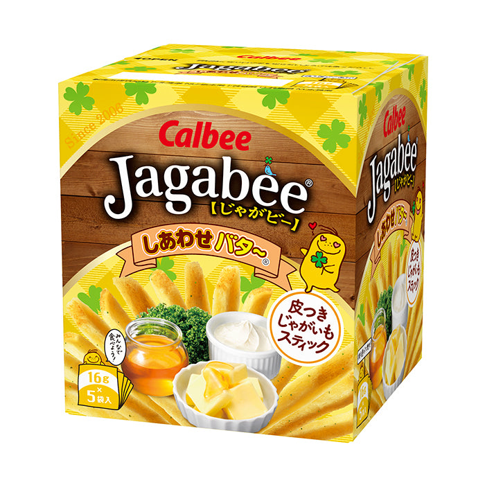 Jagabee Happy Butter Flavor