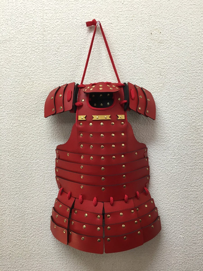 Pet Samurai Armor for Cats / Dogs Handmade in Japan