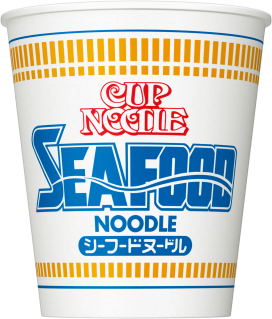 Cup Noodle Seafood