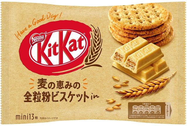 Kit Kat - Graham Cracker Flavor