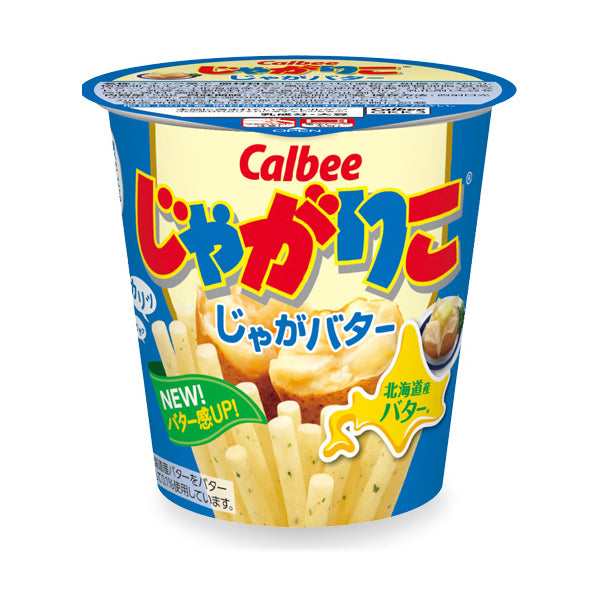 Jagariko Potato Sticks Butter Flavor