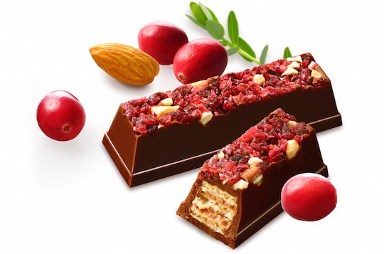 Kit Kat Everyday Nuts and Cranberry Chocolate