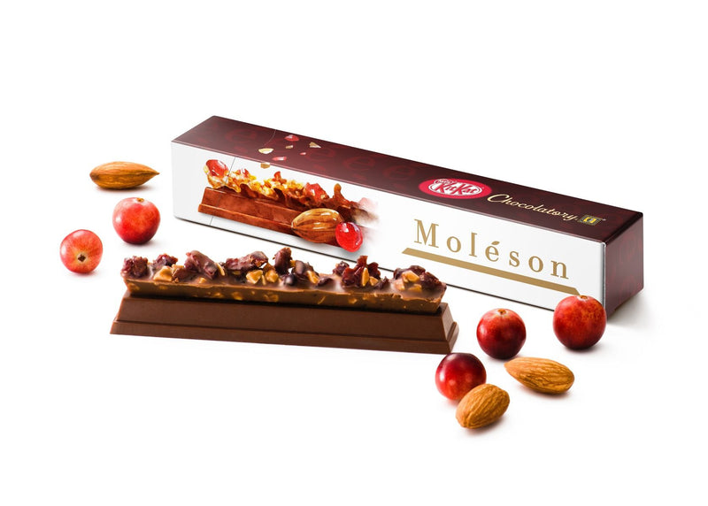 Kit Kat Moleson Chocolate