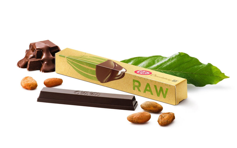Kit Kat Sublime RAW Chocolate