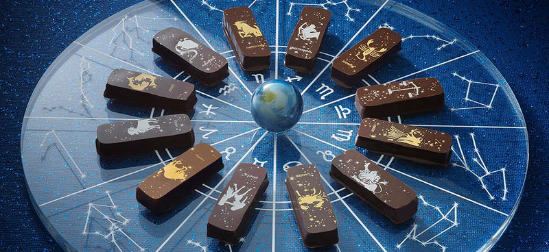 Rihga Constellation Chocolates (FREE EMS Express Shipping)