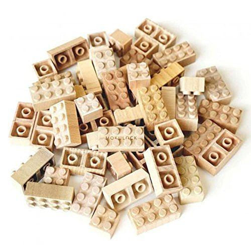 Mokulock Kodomo Wooden Bricks - White Rabbit Japan Shop - 3