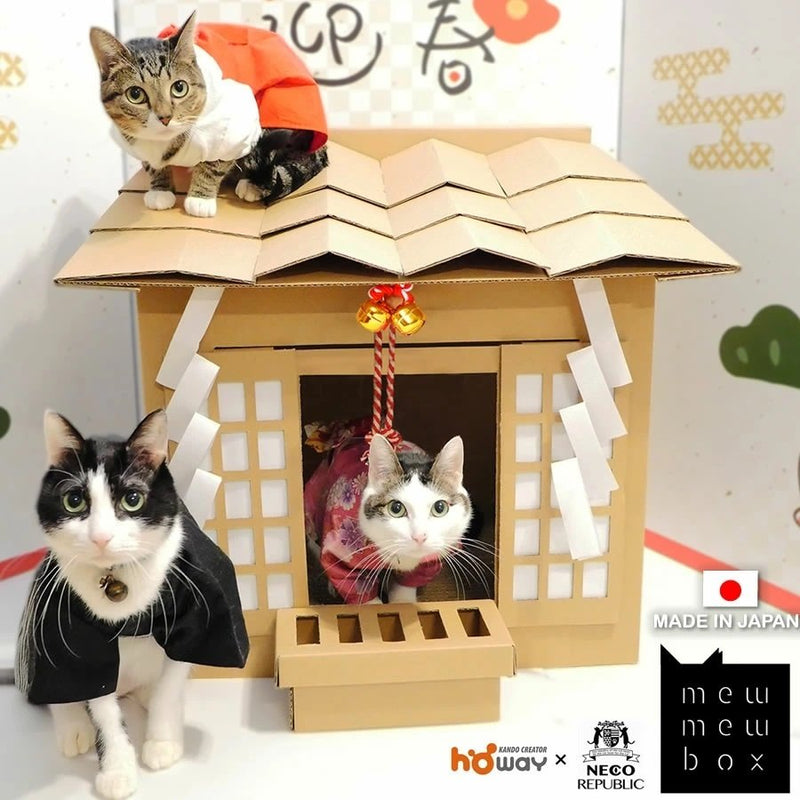 Shrine Cat House - Neko Jinja