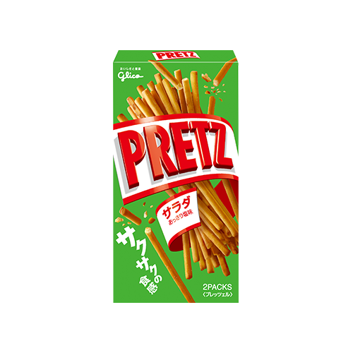 Pretz Salad Flavor Pretzel Sticks