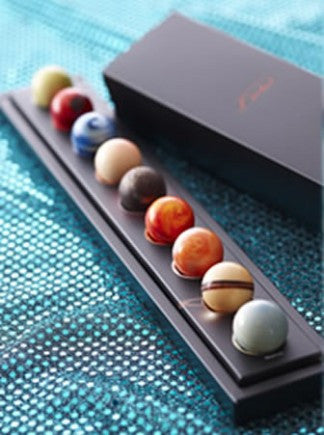 Rihga Planetary Chocolates (8 planets + Sun) - White Rabbit Japan Shop - 1