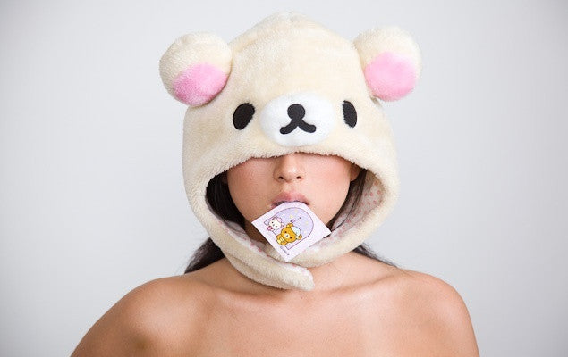 "Rilakkuma ""Honey"" Condoms by Okamoto - White Rabbit Japan Shop - 3"