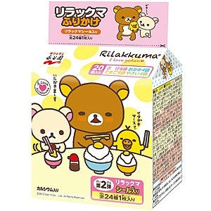 Rilakkuma Furikake - White Rabbit Japan Shop - 2