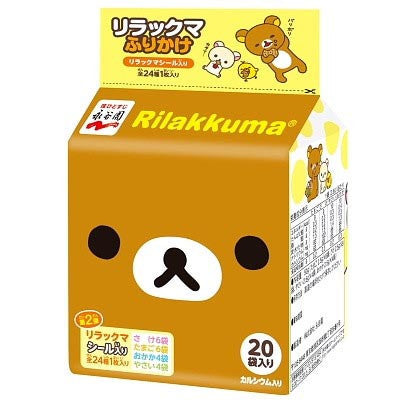 Rilakkuma Furikake - White Rabbit Japan Shop - 1