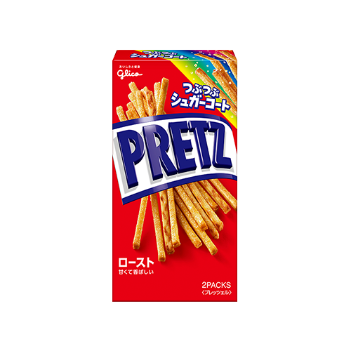 Pretz Sweet Roast Flavor Pretzel Sticks