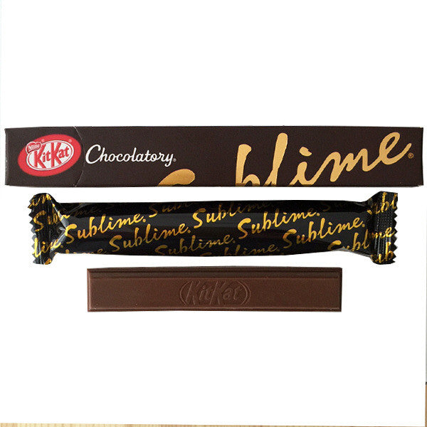 Chocolatory Deluxe KitKat Sublime Dark Chocolate - White Rabbit Japan Shop - 2