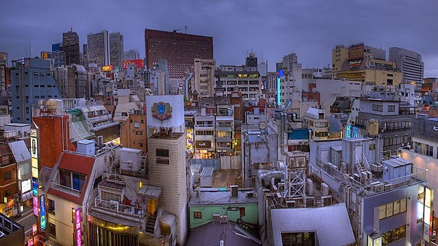 Tokyo Realtime - Kabukicho Audio Guided Walking Tour [DOWNLOAD] - White Rabbit Japan Shop - 3
