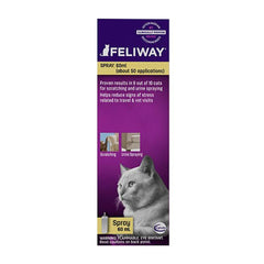 FELIWAY® CLASSIC SPRAY FOR CAT 60 ML X 20 COUNT