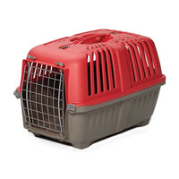 Spree® Travel Dog Carrier Red Color 22 Inch