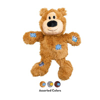 Kong® Wild Knots Bears with Hearts Dog Toys X-Large