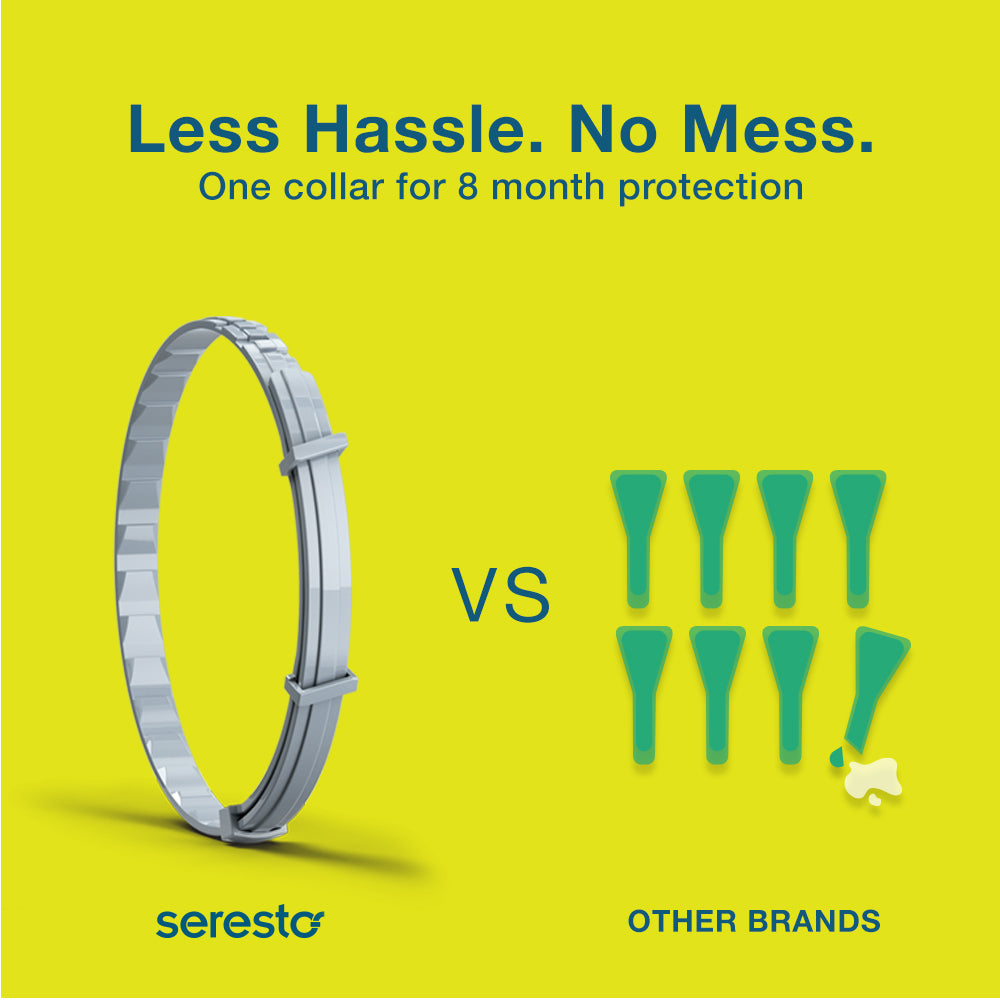 Seresto™ Flea & Tick Collar for Large Dog