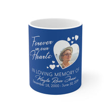 Load image into Gallery viewer, Forever In My Heart Memorial Mug