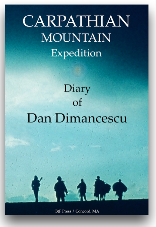 U - Romania: Carpathian Mountains Expedition / HARDBACK