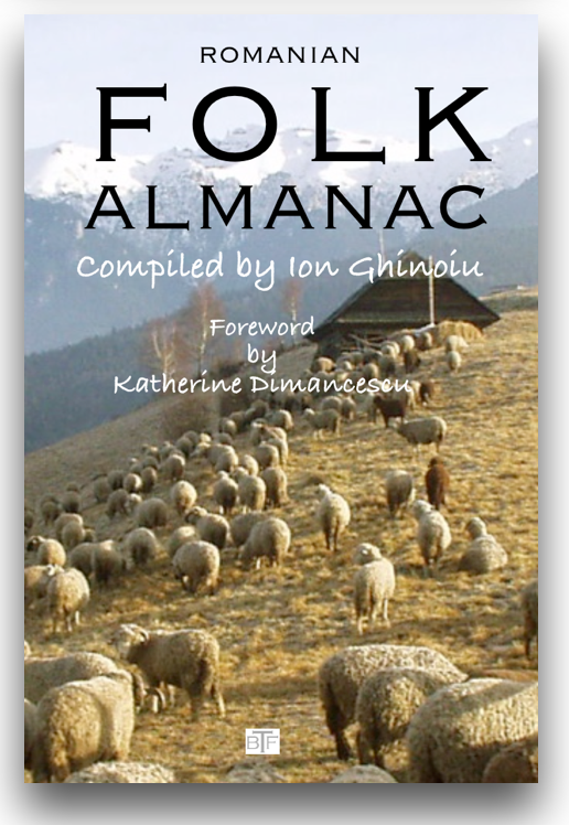 H - ROMANIAN FOLK ALMANAC - Compiled by Ion Ghinoiu / PAPERBACK