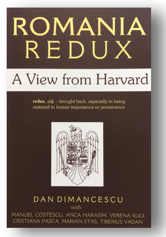 H - ROMANIA REDUX: A View from Harvard / PAPERBACK