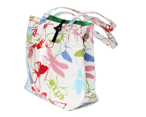 Ugly Bug large expandable tote