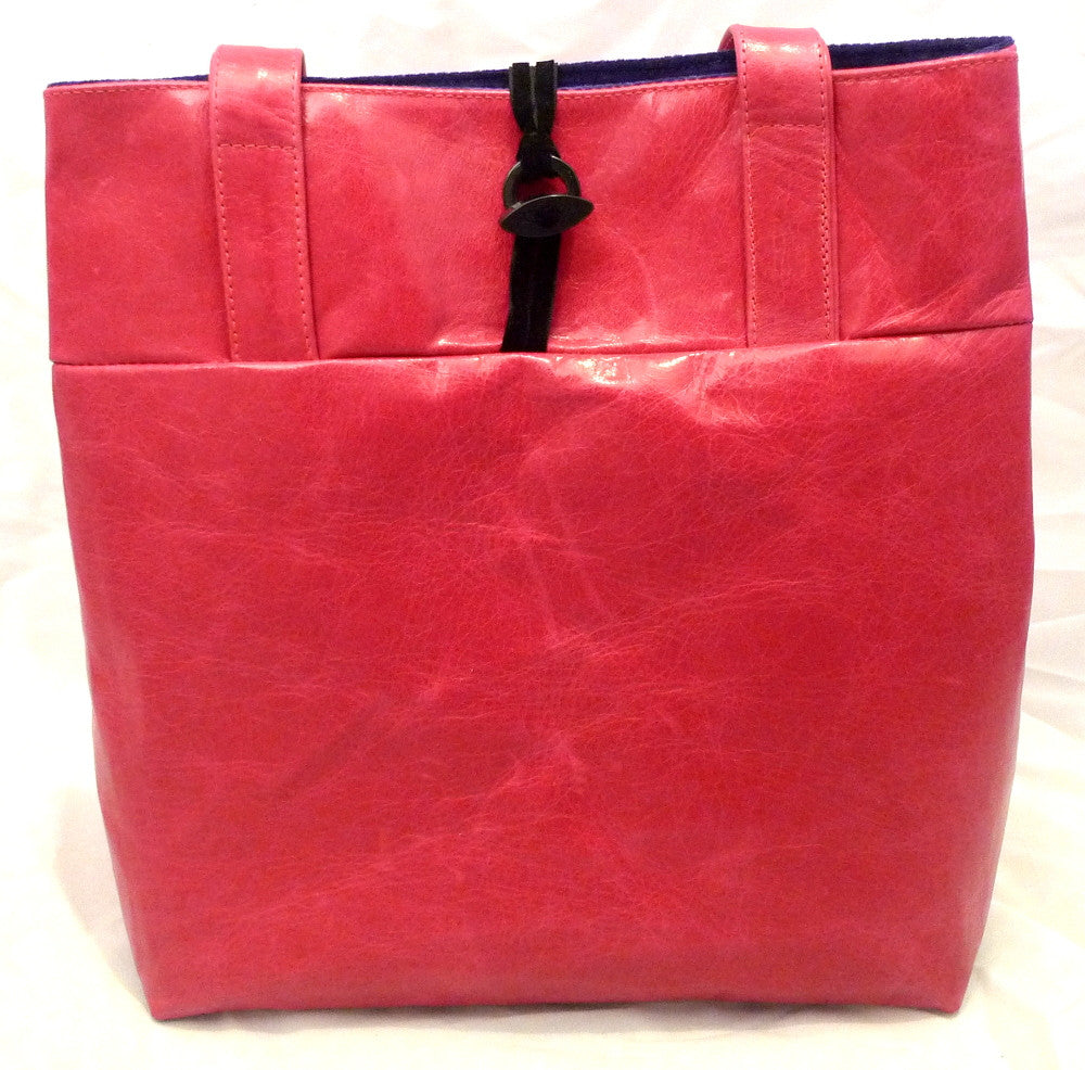 Contemporary Rose mini expandable tote