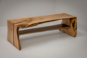 Maple Bench/ Coffee Table
