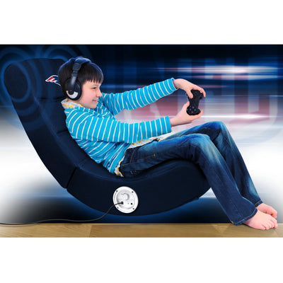 New England Patriots Video Chair W/ Bluetooth