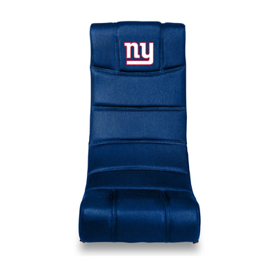New York Giants Video Chair W/ Bluetooth