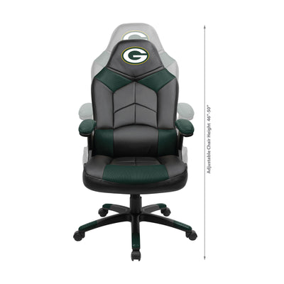 Green Bay Packers Oversized Gaming Chair