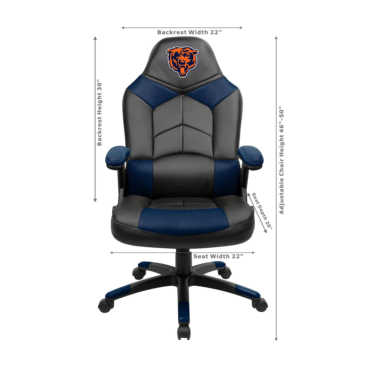 Chic Bears Oversized Gaming Chair
