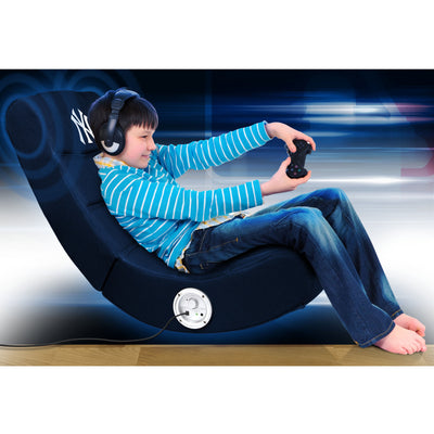 New York Yankees Video Chair W/ Bluetooth