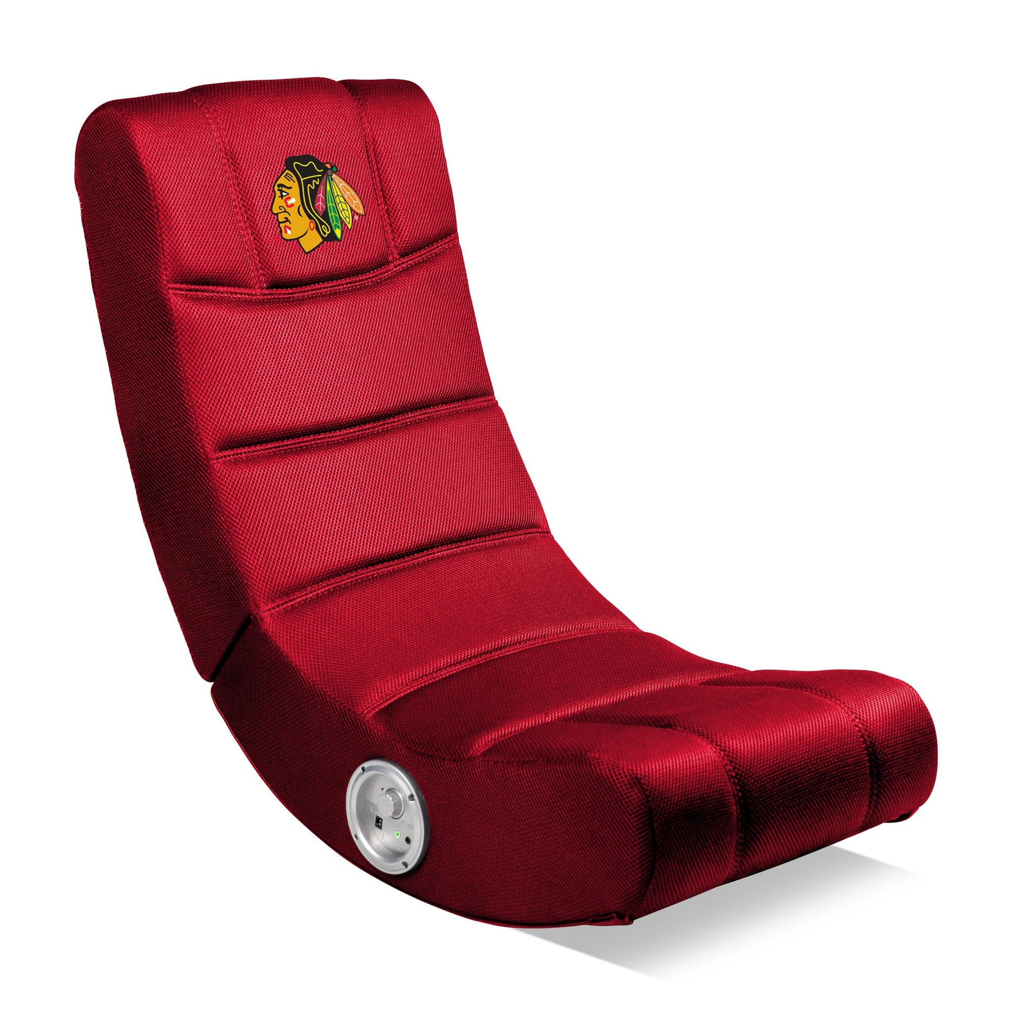 Chicago Blackhawks Video Chair W/Bluetooth