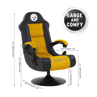 Pittsburgh Steelers Ultra Game Chair