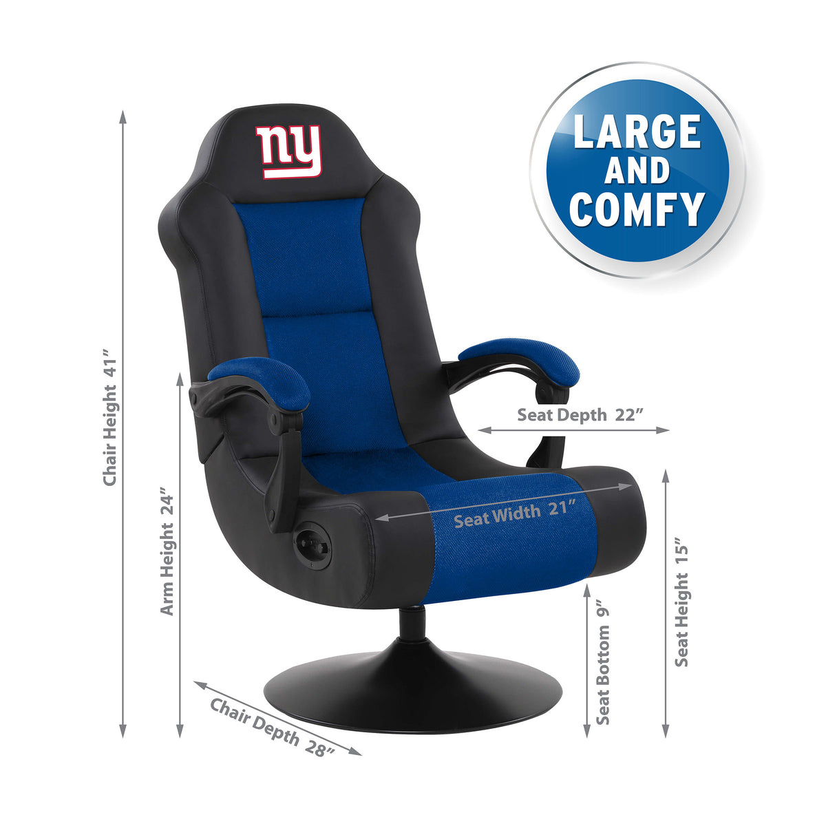 New York Giants Ultra Game Chair