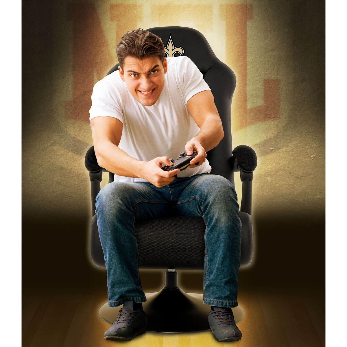 New Orleans Saints Ultra Game Chair