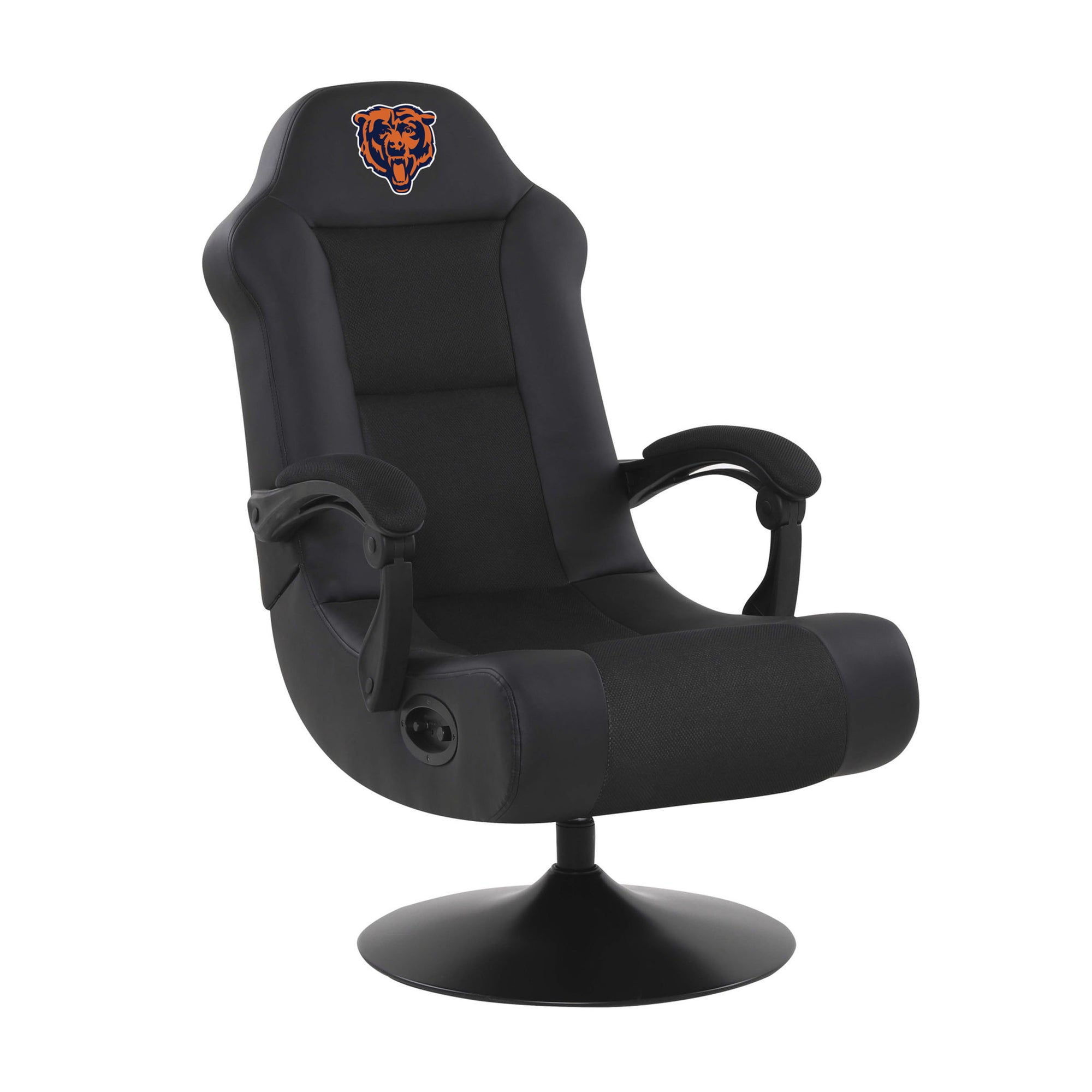 Chicago Bears Ultra Game Chair - Black