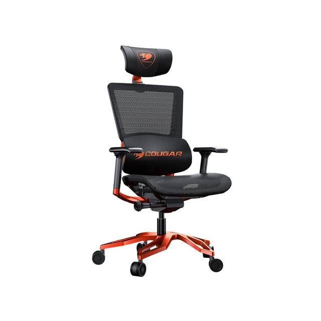 COUGAR ARGO (3MERGOCH.0001) With a Premium Aluminum Frame 150 kg Capacity Gaming Chair