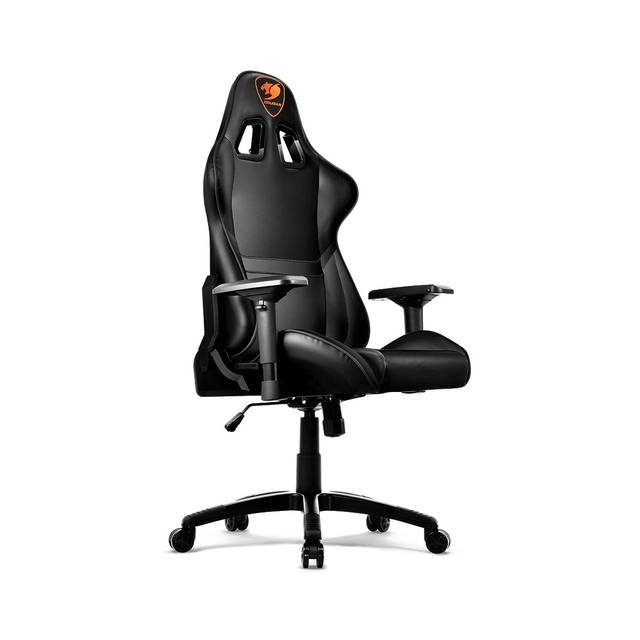 Cougar Armor Gaming Chair (Black)