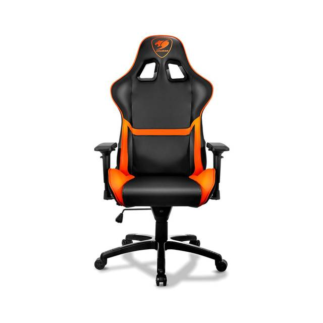 Cougar Armor Gaming Chair (Orange)